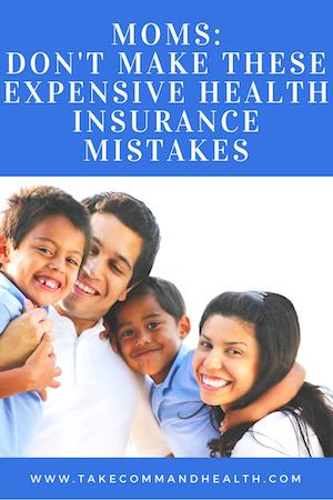 Pinterest Health Ins Mistakes